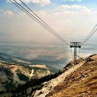 Photo taken at Jackson Hole Mountain Resort by B N. on 9/17/2012