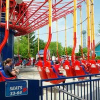 Photo taken at Windseeker by Zach F. on 5/17/2013