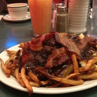 Photo taken at Elgin Street Diner by Shelly M. on 2/16/2013