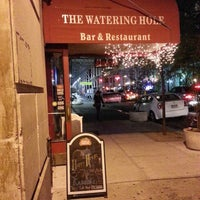 Photo taken at The Watering Hole by William C. on 10/23/2013