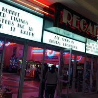 Photo taken at Regal Cinemas Knoxville Center 10 by George D. on 12/30/2012