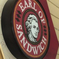 Photo taken at Earl of Sandwich by Wendy S. on 11/4/2012