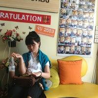 Photo taken at Tharinee ชาดงทอง by yoyo y. on 12/14/2012