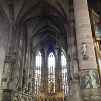 Photo taken at St. Sebald by Сергей Р. on 10/13/2012