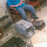 Photo taken at Craig Road Animal Hospital by Bobby P. on 8/19/2013