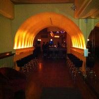 Photo taken at Flatiron Lounge by Simone D. on 11/14/2012