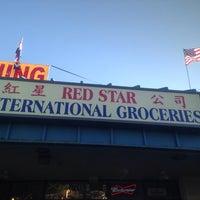 Photo taken at Red Star International Market by Lori D. on 12/9/2013