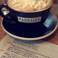 Photo taken at Parkside Cafe by Lori D. on 7/13/2016