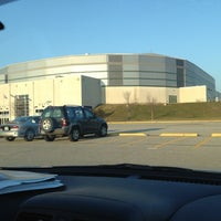 Photo taken at St. Charles Family Arena by Tanya F. on 12/16/2012
