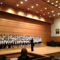 Photo taken at Детская школа искусств № 4 by Spartak K. on 2/17/2013