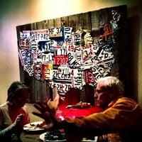 Photo taken at Pi Pizzeria by Brendan W. on 1/31/2013