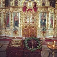 Снимок сделан в Успенский Трифонов монастырь пользователем Евгений М. 10/3/2012