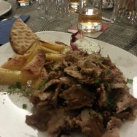Photo taken at Taverna Santorini by Salvatore L. on 11/3/2012