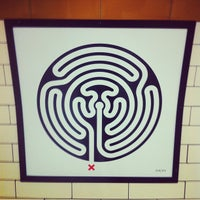 Photo taken at Tufnell Park London Underground Station by Tom B. on 4/10/2013