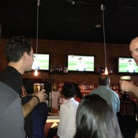Photo taken at Bar Basic by Jessica C. on 10/29/2012