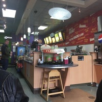 Photo taken at Quiznos by Michael A. on 2/28/2016