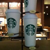 Photo taken at Starbucks by Vivis F. on 3/21/2013