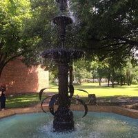Photo taken at Dallas Heritage Village by SEAN H. on 6/11/2016