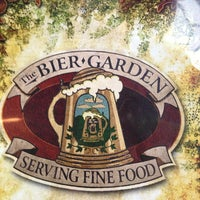 Photo taken at The Bier Garden by Marti T. on 7/15/2013