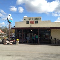 Photo taken at Miller's Grocery by Shawn K. on 10/28/2012