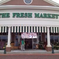 Photo taken at Fresh Market by Brian G. on 12/16/2012