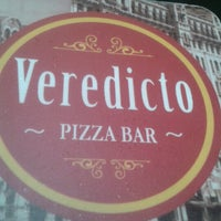 Photo taken at Veredicto Bar by Ligia S. on 10/26/2012