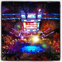 Photo taken at Prudential Center by maurice c. on 4/28/2013
