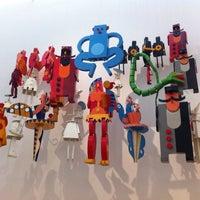 Photo taken at Casa d'Arte Futurista Fortunato Depero by Lilia L. on 10/12/2013