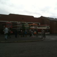 Photo taken at Museum of Transport, Greater Manchester by Kevin K. on 10/19/2013