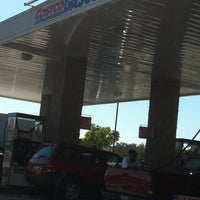Photo taken at Costco Gas by Katrin on 9/30/2012