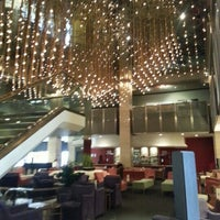 Photo taken at Hilton Adelaide by Desmond on 1/28/2013