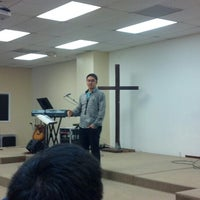 Photo taken at Living Water Church by Joon M. on 9/8/2013