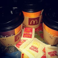 Photo taken at McDonald's by ヘイゼル マモロ on 2/18/2013