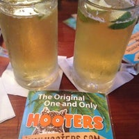 Photo taken at Hooters by Angie W. on 5/7/2013