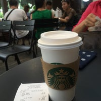 Photo taken at Starbucks by Nooch G. on 5/9/2016