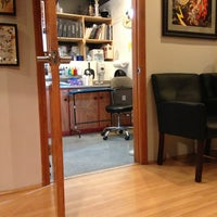 Photo taken at Chameleon Tattoo and Body Piercing by Timothy H. on 2/11/2013