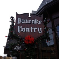 Photo taken at Pancake Pantry by James P. on 11/6/2012