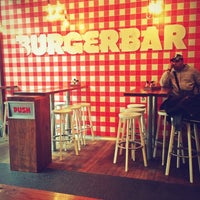 Photo taken at Burger Bar by Luciano on 1/14/2013