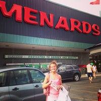 Photo taken at Menards by Eric S. on 6/16/2013