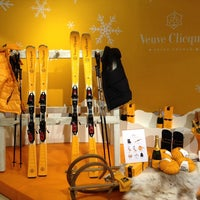 Photo taken at Veuve Clicquot by Sascha K. on 12/12/2013