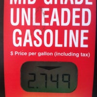 Photo taken at Kroger Fuel by Joey A. on 12/22/2012