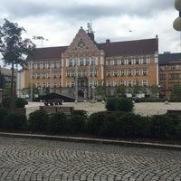Photo taken at Náměstí ČSA by Ili ❤️ on 6/13/2016