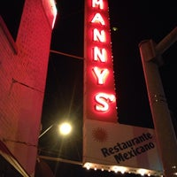 Photo taken at Manny's Mexican Restaurant by HMFW on 10/1/2013