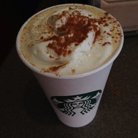Photo taken at Starbucks by Sonia B. on 9/23/2013