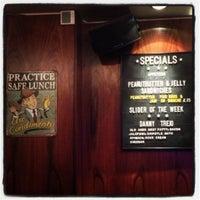 Photo taken at Slider Bar by Christian S. on 11/9/2012