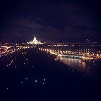 Photo taken at Sky Lounge by Olga R. on 11/14/2012