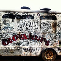 Photo taken at Giovanni's Shrimp Truck by Mike & Anne H. on 7/7/2013