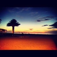 Photo taken at Clearwater Beach by Sarah R. on 11/15/2012