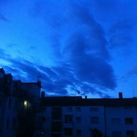 Photo taken at Schloß SoNo by Sonja Johanna D. on 9/9/2013