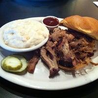 Photo taken at Smokejack BBQ by Jeff B. on 1/22/2013